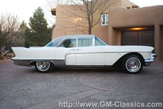 1958 Cadillac Eldorado Brougham purchased new by Grace Kelly as a gift for her father.