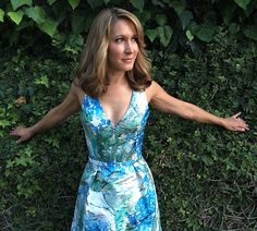 Style Expert Alison Deyette in Theia Couture