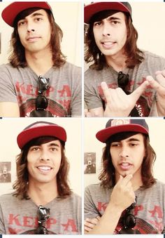 Vic Fuentes - why is his face so beautiful?