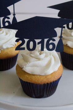 Graduation,graduation party decorations,college graduation,graduation decorations,graduation 2016,graduation party,class of 2016, cupcake