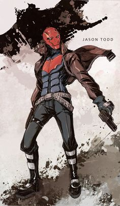 Red Hood - Jason Todd Terrible as Robin, awesome as Red Hood!