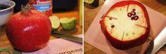 How To: Granatapfel schälen | Zsa Zsa Zsu