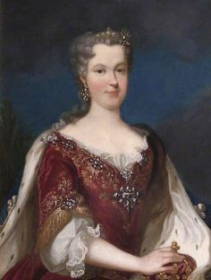 Queen Marie Leszczynska (1703–1768), Consort to Louis XV of France, circa 1730, circle of Louis Tocque