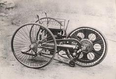Looks like The Petrol-Cycle fenderless