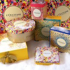 Kalėdinės dovanos iš L'Occitane
