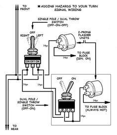 Basic    Ford Hot    Rod       Wiring       Diagram      Hot    Rod    Car and Truck Tech   Pinterest      Diagram     Ford and Rats