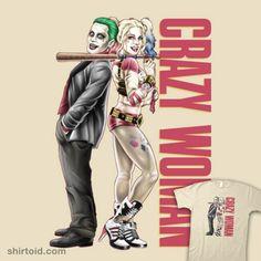 Crazy Woman #comic #comics #dccomics #film #harleyquinn #movie #prettywoman…