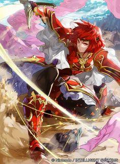 Ilustraciones completas - Minerva - Artworks e imágenes - Galería Fire Emblem Wars Of Dragons