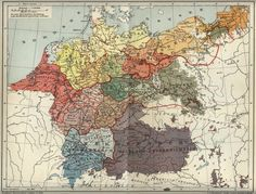 Dialects of the German Language, 1894