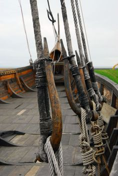 "The Viking Ship ""Icelander"", Njarðvík"