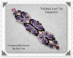 BP-BR-062-2016-127 Silvia Brick Stitch Beadwork от TrinityDJ