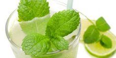 Benefits of lemon mint juice