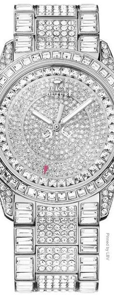 Fashion*Jewellery*Watches | RosamariaGFrangini || Juicy Couture made with Swarovski *****
