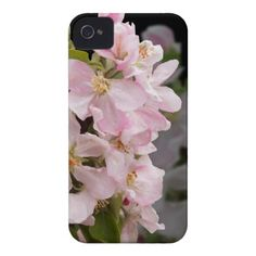 SOLD!  Apple Blossoms iPhone 4 Covers $44.95