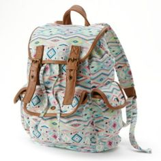 Cute candies backpack from kohl's. Love it and the best part is ...