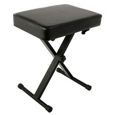 World Tour Deluxe Padded Keyboard Bench #deals