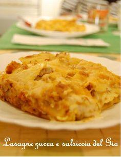 Halloween Lasagna with sausages!:D #halloween #lasagna