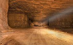 Winsford Salt Mine, Cheshire