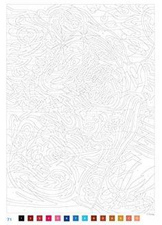 Les grands classiques Disney : Coloriages mystères Adult Color By Number, Color By Number Printable, Color By Numbers, Paint By Number, Abstract Coloring Pages, Cartoon Coloring Pages, Disney Coloring Pages, Mandala Coloring, Colouring Pics