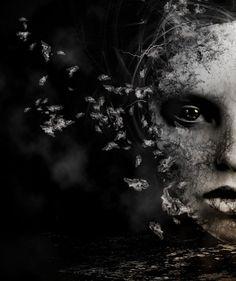 Jenny Rincón - Destruction i like this photo as it reminds me of the destruction of beauty