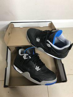 Air Jordan Retro 4 Mortorsports Alternate - Size 7y  fashion  clothing   shoes   22c827060