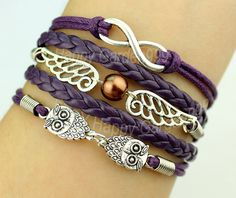Hey, I found this really awesome Etsy listing at http://www.etsy.com/listing/159965763/infinity-wish-bracelet-wings-bracelet