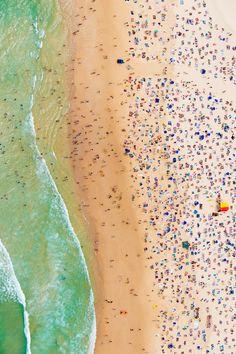 Surfing Art | Gray Malin