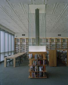 Gentry 公共图书馆 / Marlon Blackwell Architect