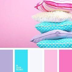19 The Perfect Pink Color Combinations { Blush + light blue + Mint}, blush and mint color palette, blue and blush colour palette Bedroom Color Schemes, Colour Schemes, Color Combinations, Pantone, Color Concept, Stoff Design, Colour Pallette, Summer Color Palettes, Pink Palette
