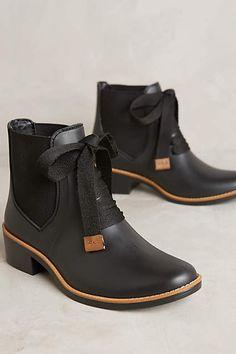 Bernardo Lacey Rain Boots - anthropologie.com