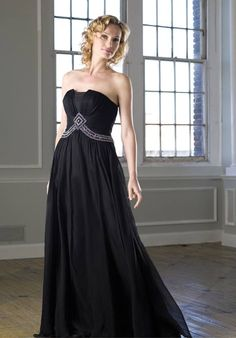 Excusive Black Flat Ruched Stones Pin Beading Floor Length Chiffon Satin Mother of Groom Dresses ,Mother of Bride Dresses,