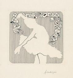 kresba, funkčná, ilustrácia, datovanie: 1970, rozmer: výška 29.3 cm, šírka 21.0 cm