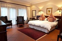 Budmarsh Country Lodge: personalised attention