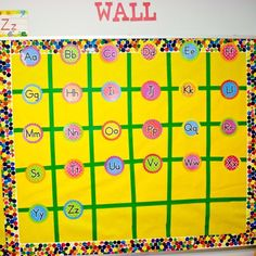 Classroom Organization: Word Wall