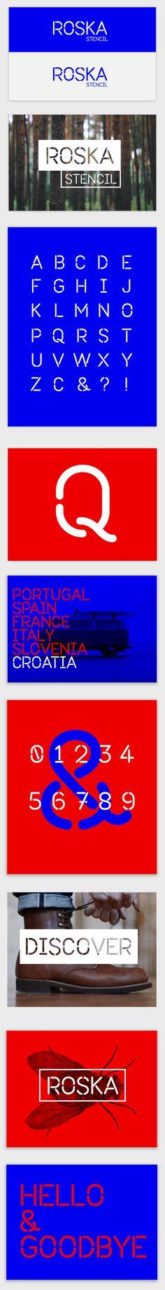 https://www.behance.net/gallery/40379401/ROSKA-STENCIL-font-(free)