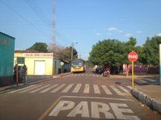 BLOG DO JOSÉ BONIFÁCIO: Santa Filomena já dispõe de sinalização horizontal...