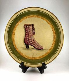 Raymond Waites Fashion Boot Plate 10 inch  #RaymondWaites