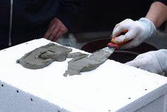 Výroba truhlíku podle Ládi Hrušky. Cement Flower Pots, Cards, Maps, Playing Cards