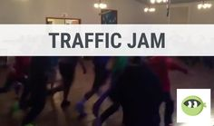 TRAFFIC JAM: Youth Group Games - Stuff You Can Use