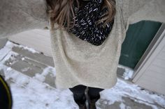 perfect winter outfit <3
