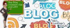Create Free Blog - List of Blog Creation Sites Lists 2014