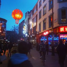 #Chinatown #London