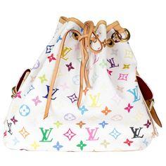 f9673b930391 Louis Vuitton Multicolor Monogram Bucket Bag