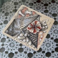 Lily's Tangles: New tiles