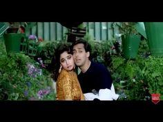 Dil Tera Aashiq   Dil Tera Aashiq (1993)   Salman Khan   Madhuri Dixit  Kumar Sanu  Alka Yagnik - YouTube Hindi Dance Songs, Kumar Sanu, Video Full, Madhuri Dixit, Cute Songs, Salman Khan, Singer, Couple Photos, Couples