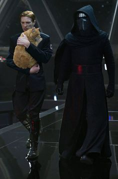 Hux and Millicent lmao