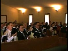 Church of Christ A Capella Singing - I Am Or Shadowed By Love