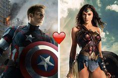 Wonder Woman or Aquaman? | Batman