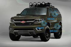2016 Chevy Blazer K-5 Is In Your Hands
