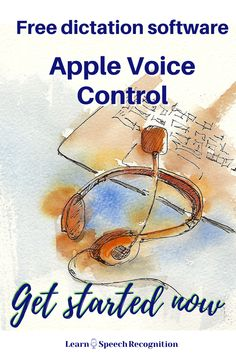 Voice Control Top Tips: Get started with Apple Voice Control now Repetitive Strain Injury, Free Typing, Speech Recognition, Rheumatoid Arthritis, Your Voice, Go To Sleep, Cheat Sheets, Email Address